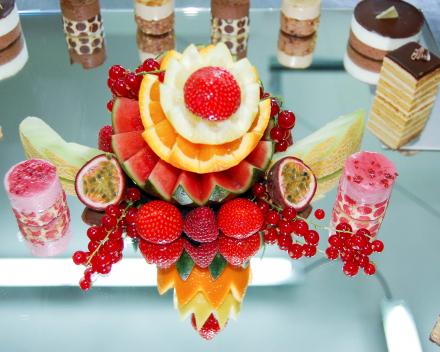 Dessertbuffetten