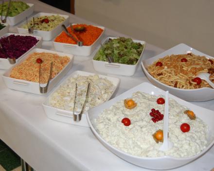 Koud Buffet Cook in Style