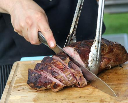 BBQ met bakservice Cook in Style Barbecue