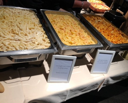 Pasta Buffet Cook in Style