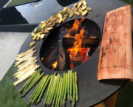BBQ OFYR met bakservice Cook in Style Barbecue