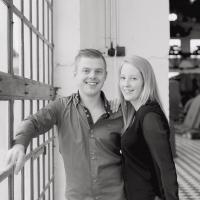 Rob Vanuytsel en Elke van Cook in Style